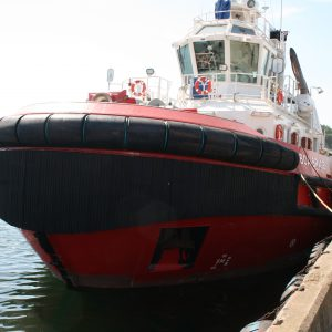 PsG Tug Cylinder Fender Portsuppliers Group