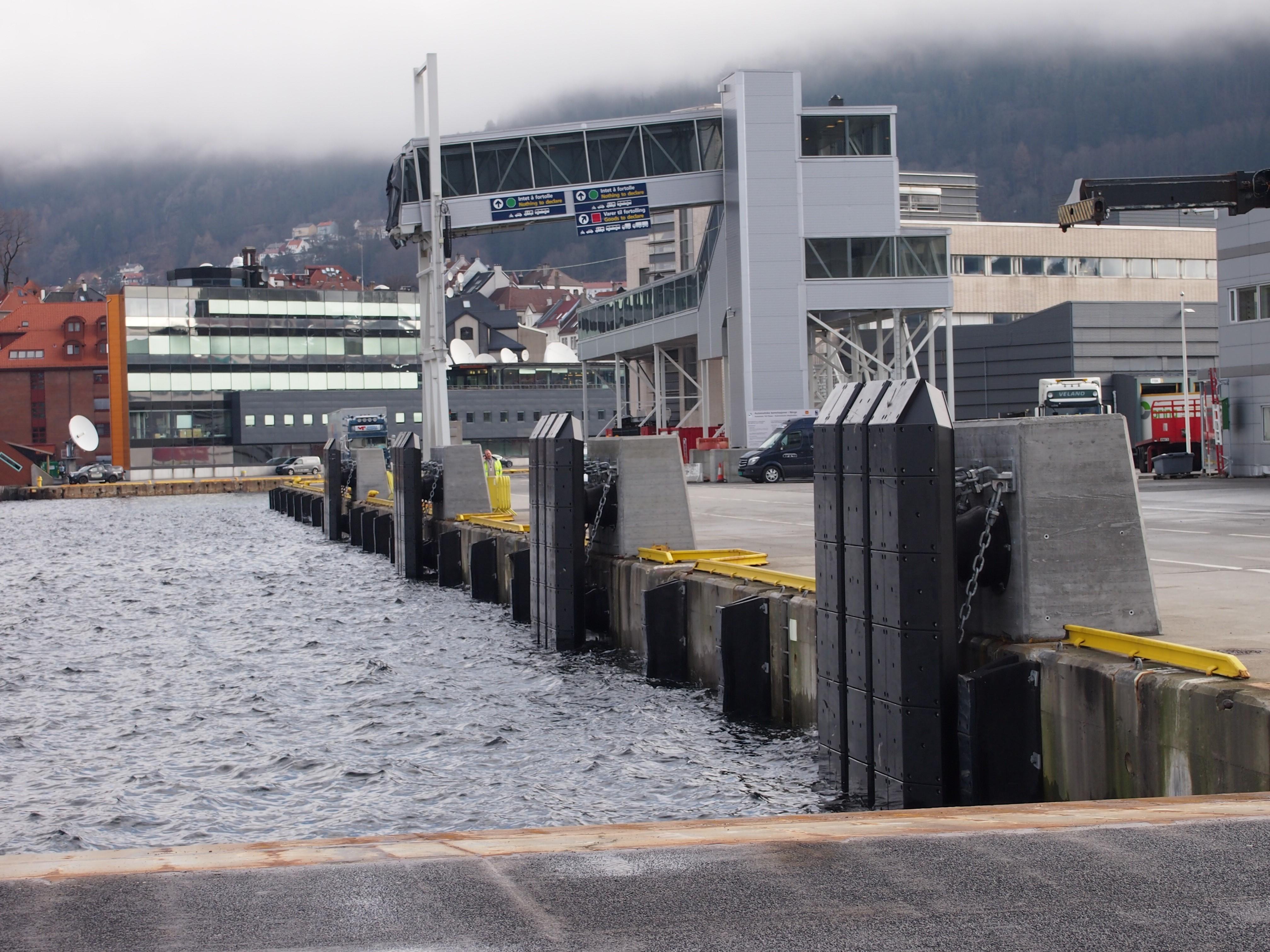 Säkerhet för din hamn