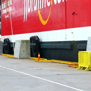PsG Cone Fender System, Portsuppliers Group