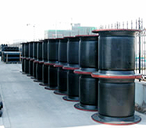 PsG Cell Fenders from Port Suppliers Group