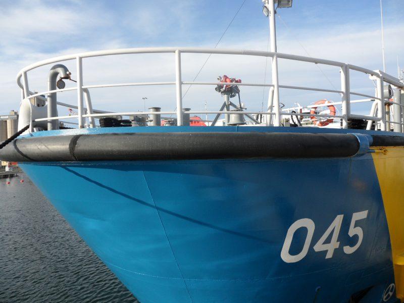 DC Fender for Tug Boats