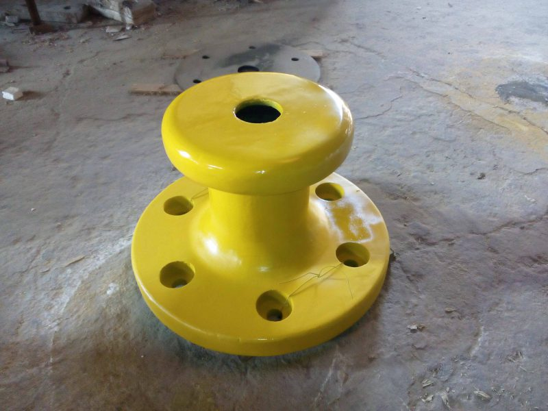 PsG Pillarhead bollard from Portsuppliers Group