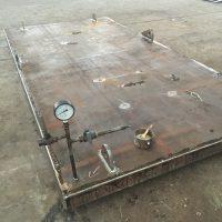 Pressure Leak Test Of Fender Panels At Port Suppliers Group