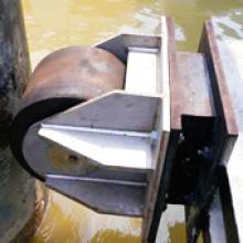 PsG Cusionfender for pontoons