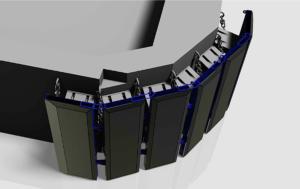 PsG panel med LE element(MV fender)