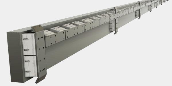 PsG Fendervägg System