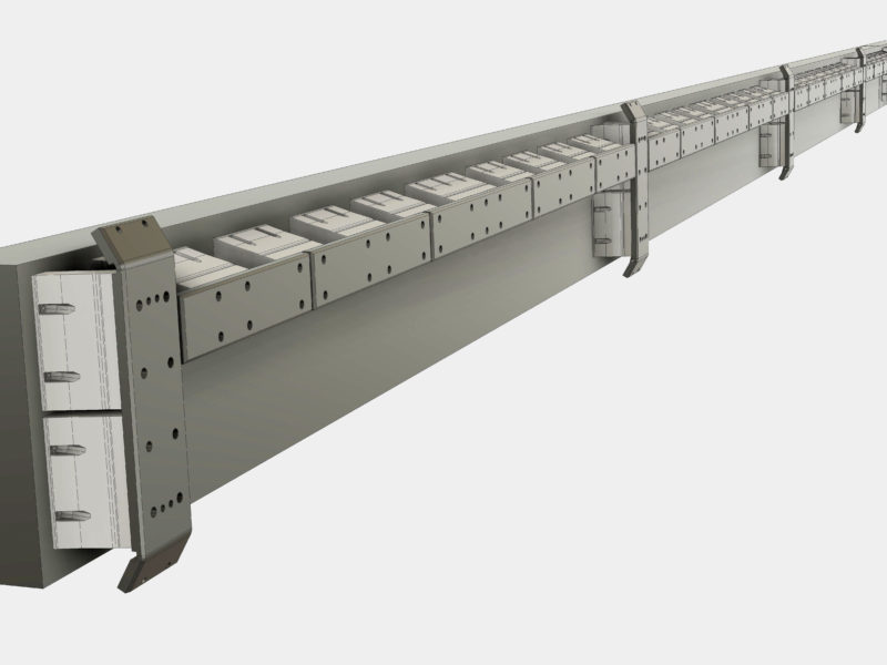 PsG CONTINUOUS FENDER WALL A COOPERATIVE MOORING SOLUTION