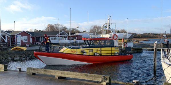 Sjöräddningssällskapets Båt I Falsterbo